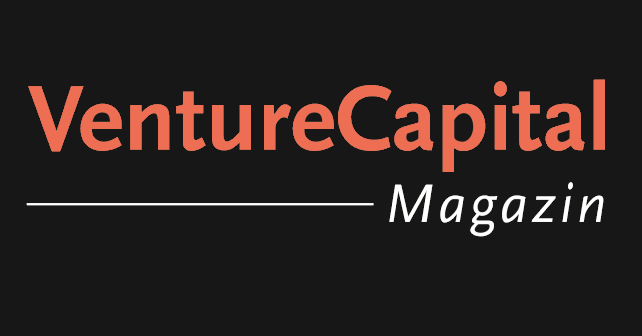 Image result for venture capital magazin logo