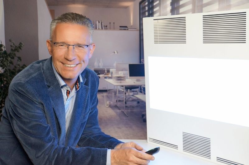 Cleantec Air! mit Geschäftsführer Martin Reh