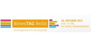 Börsentag Berlin 2015