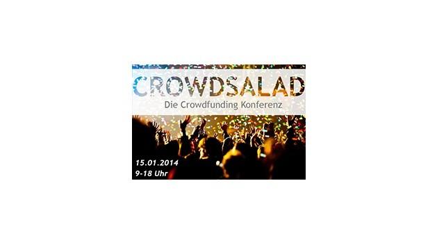 Crowdsalat Crowdfunding Konferenz