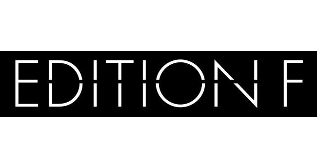 Edition F-Logo