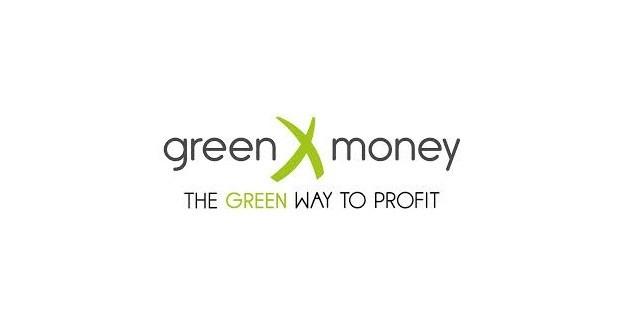 Logo der Crowdinvesting-Plattform für Erneuerbare Energien greenXmoney