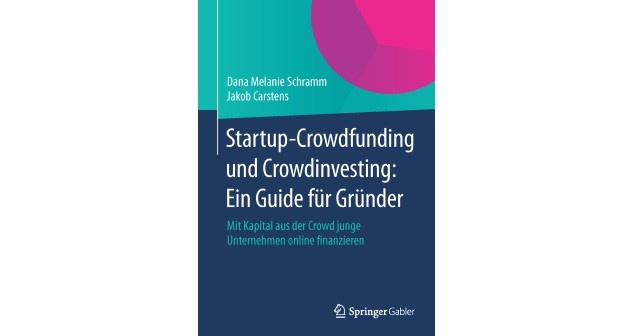 Cover Startup-Crowdfunding und Crowdinvesting