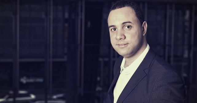 Tamo Zwinge, Managing Director und Co-Founder von Companisto