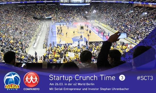 Startup-Crunch-Time Nr. 3