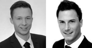 Check your Style-Gründer Sebastian Baake und Stefan Graf
