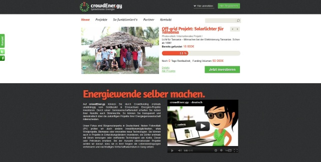 crowdEner.gy-Screenshot
