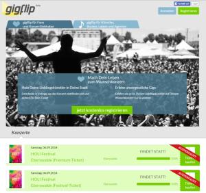 gigflip crowdfunding
