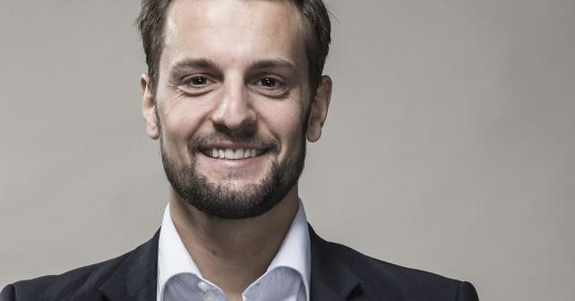 Protonet-Unternehmenssprecher Philipp Baumgaertel