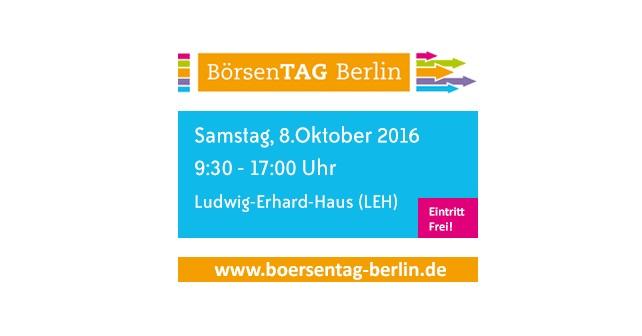 Börsentag Berlin 2016
