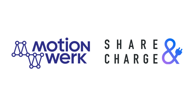Logo Share & Charge